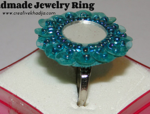 Handmade Jewelry Ring