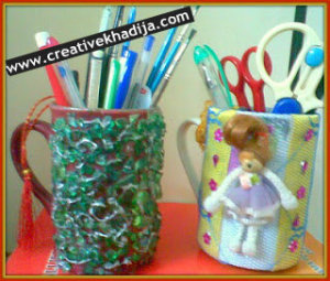 Mug Recycling Idea