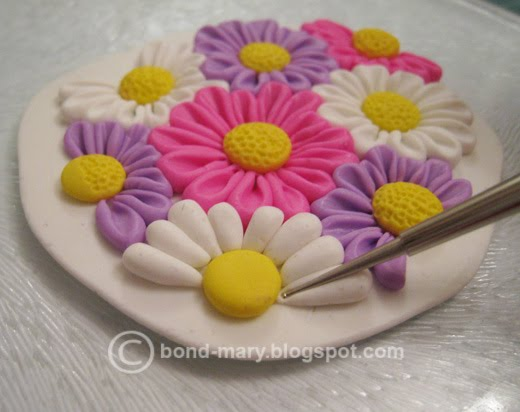 Featured creativity 2 polymer clay pendant tutorial mozeypictures Image collections