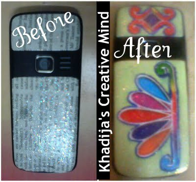 Cell Casing Restyle & something new