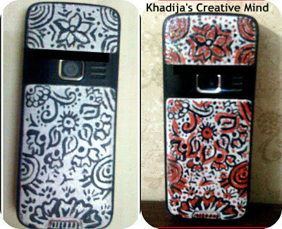 Cell Phone Casing Designed