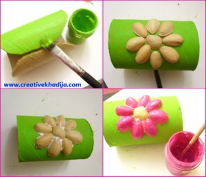 NEON Cuff With Pistachios