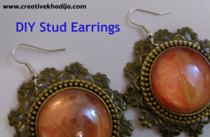 Make Earrings tutorial