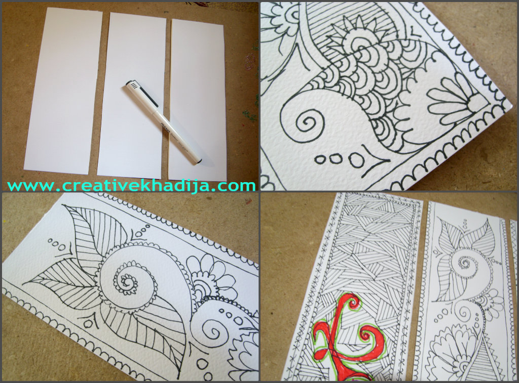 Spring Drawings amp Bookmarks