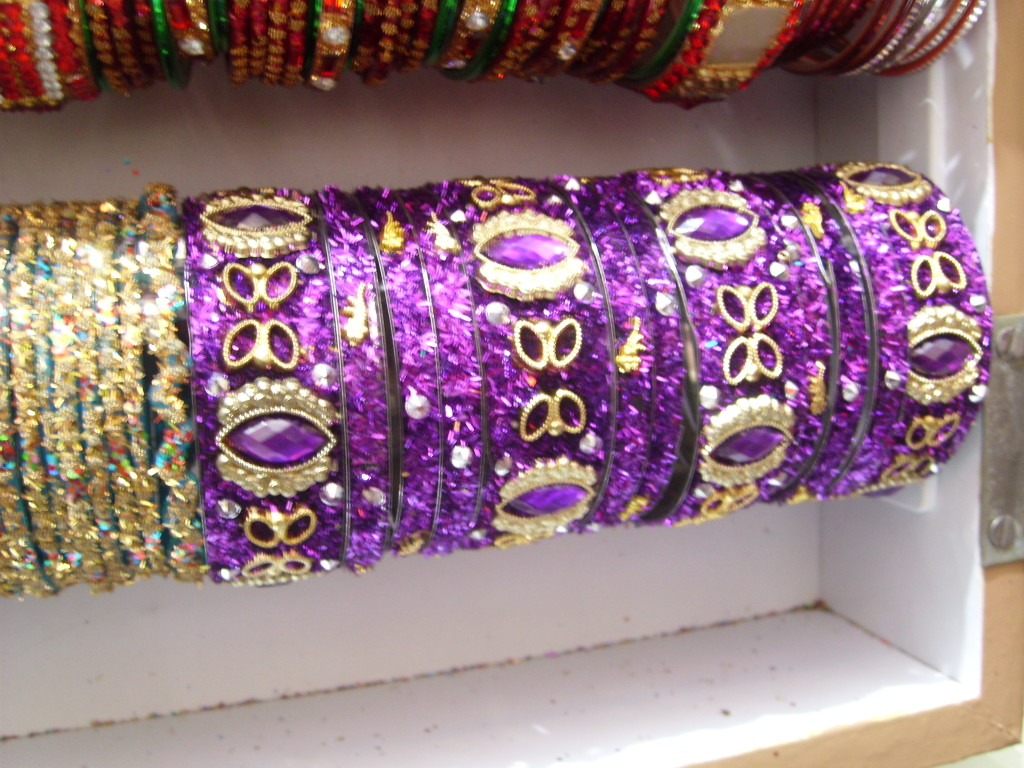 Beautiful Glass Bangles