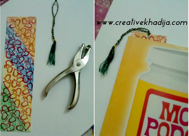 bookmarks making ideas