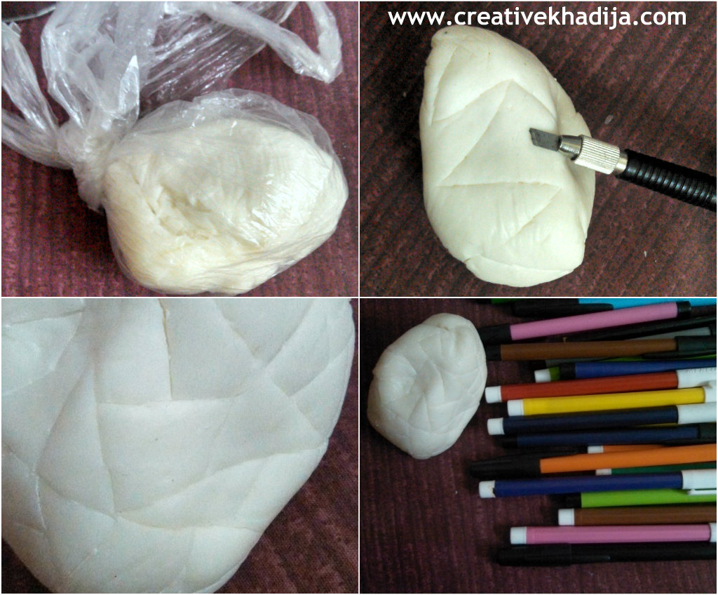 dry dough reuse craft