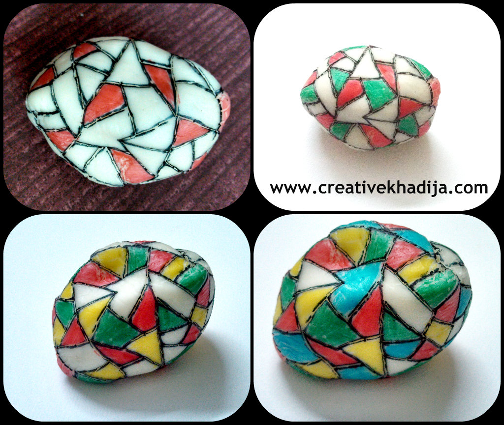 paperweight making kids crafts