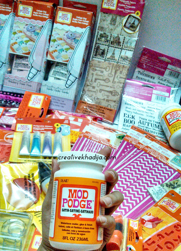 mod podge products review