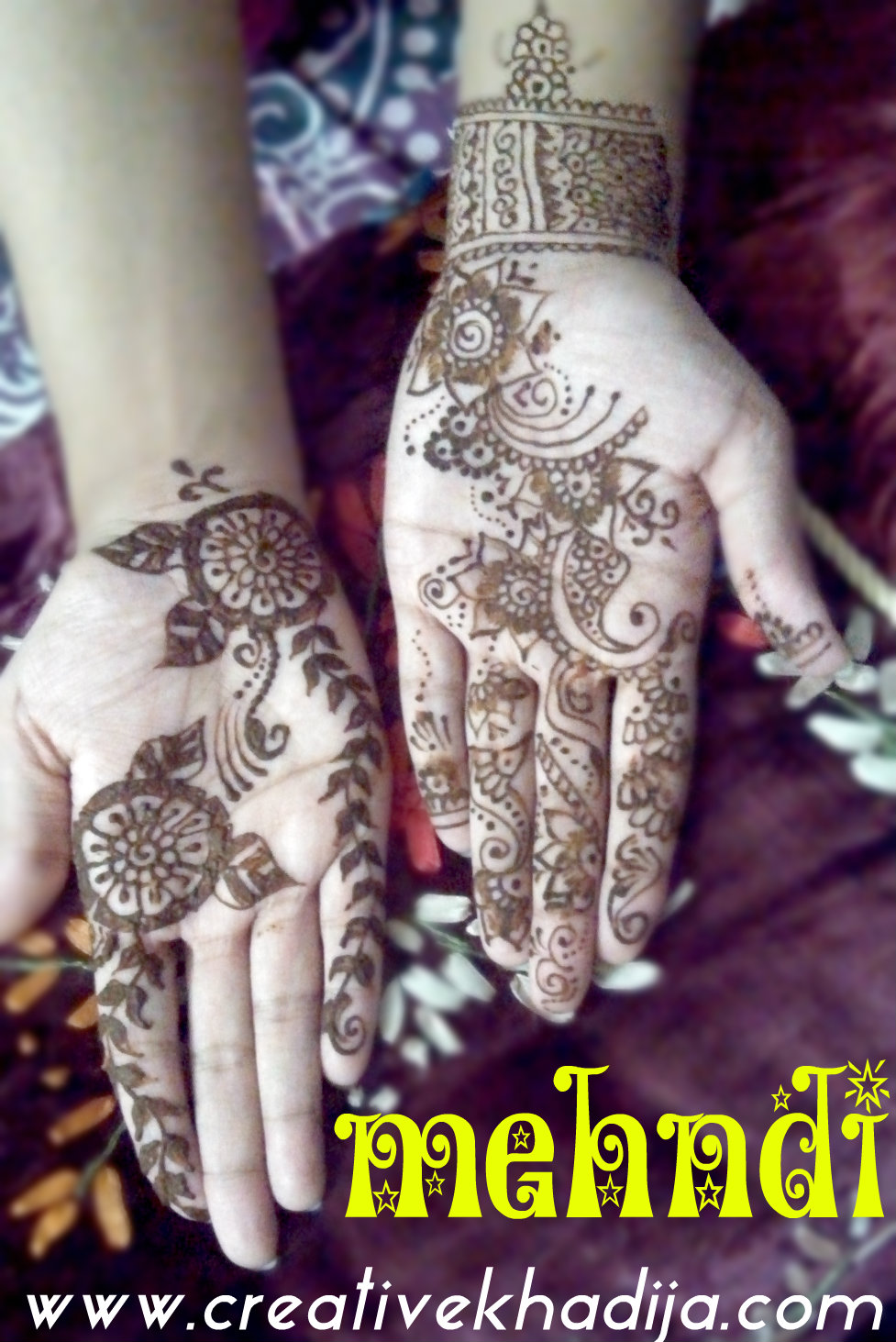 mehndi-henna-tattoo designs