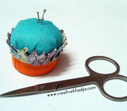 Tiny Pincushion Tutorial
