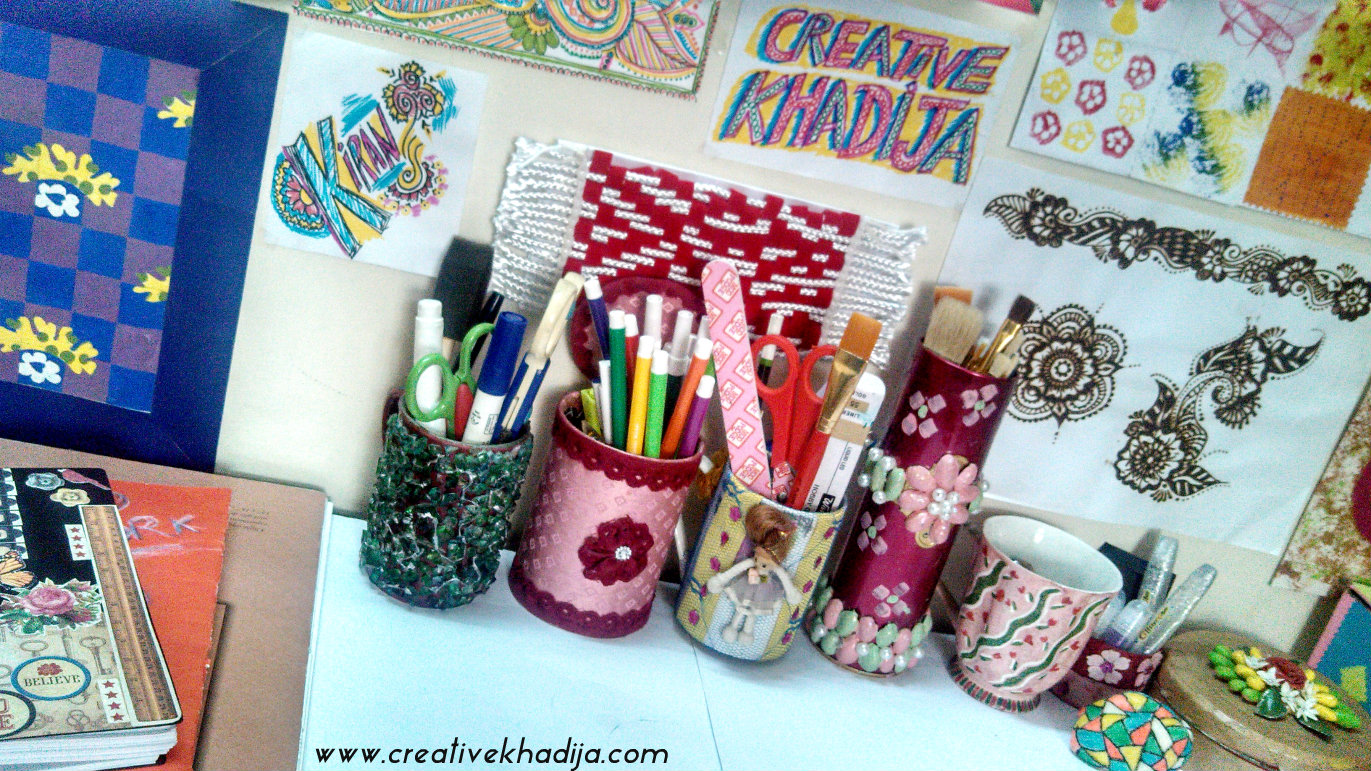 craft table organizers