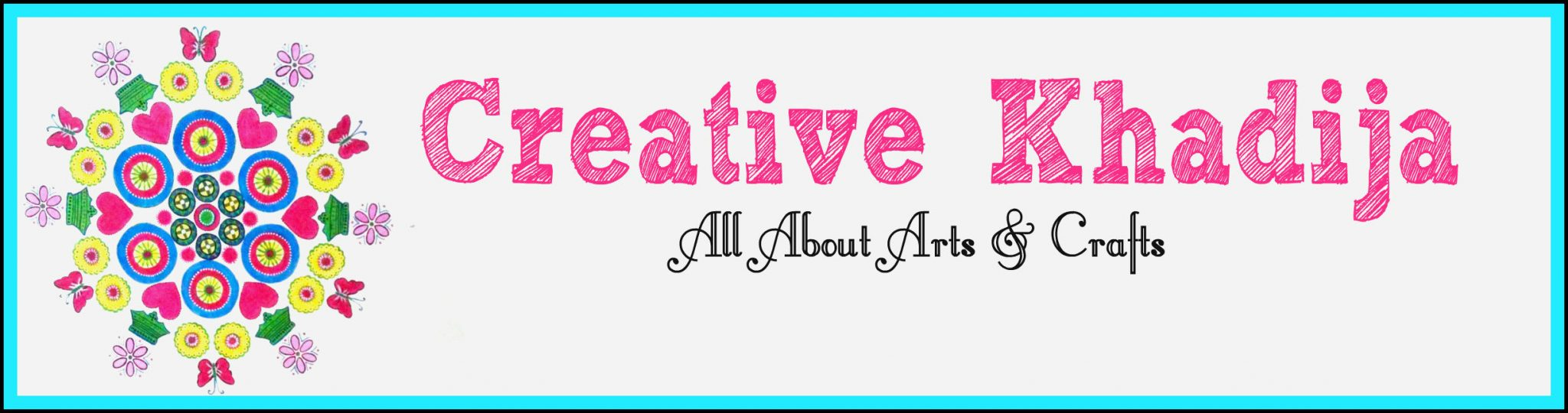 Creative Mind Khadija