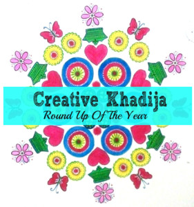 creativekhadija round up of the year2015