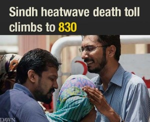 Pakistan deadly heatwave, Death toll crosses 700 people in Sindh