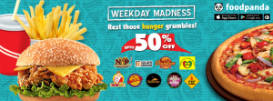 foodpanda food weekly madness affiliates, sponsors,