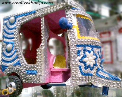 Miniature Truck Art Handicrafts Pakistan
