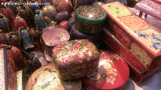 Dawn Lifestyle Exhibition 2015 Handicrafts Pakistan