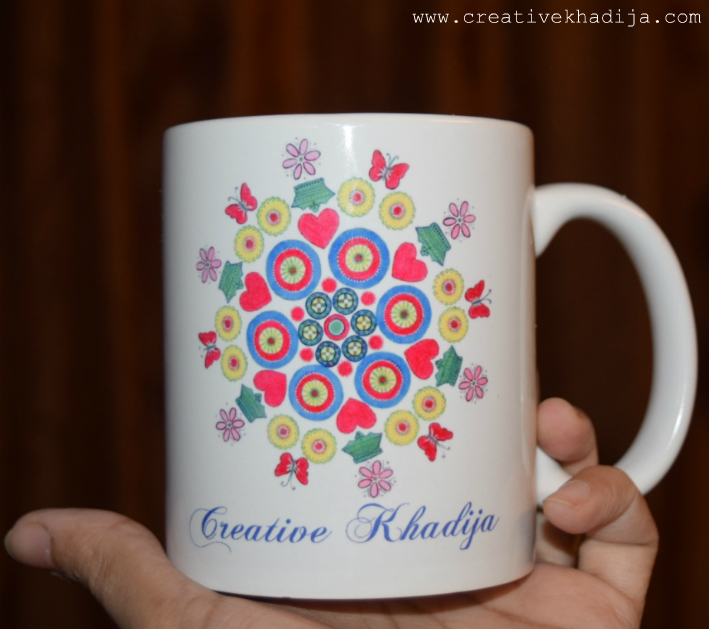 Logo Printed Mugs