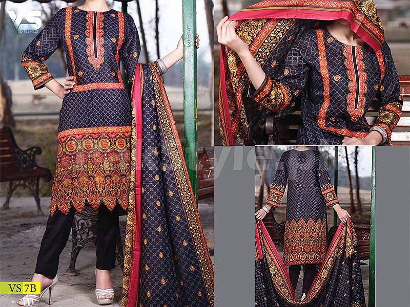 pakstyle advertisement womens lawn collection 2016
