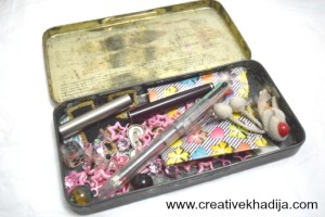 childhood memories creative khadija pencil box goodies