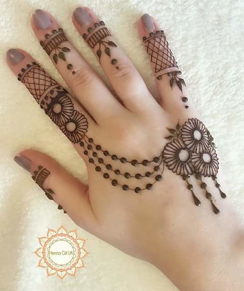mehndi design for eid