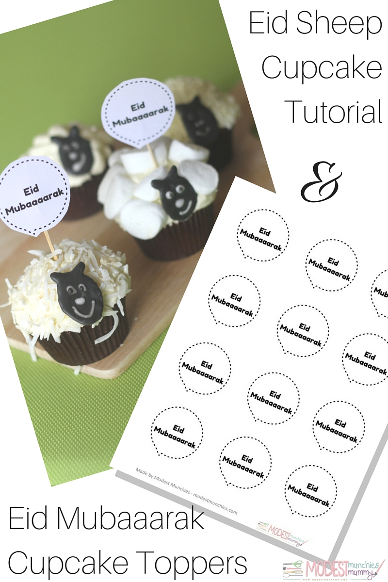 Eid-Sheep-Cupcake-Tutorial-and-toppers