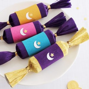 Eid mubarak gift wraps and creative ideas for party