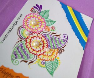 handmade eid cards and crafts