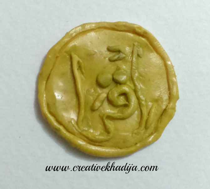 how to make clay dough jewelry customized ring