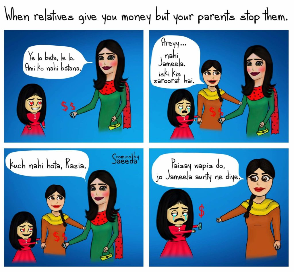 life-of-a-desi-family