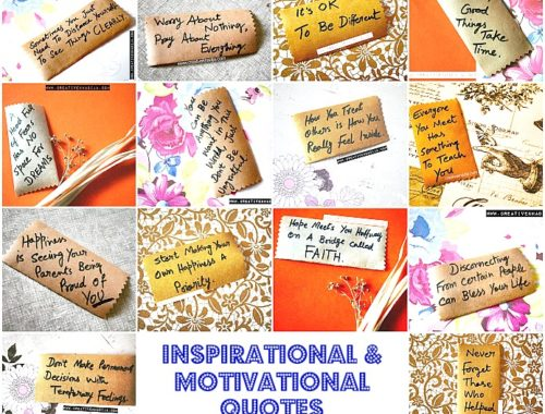 quotes inspiration and motivation for positive life