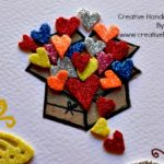 Best Valentine's Day Creative Handmade Cards For Sale By Creative Khadija in Islamabad