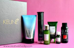 beauty products review by creative khadija blogger from islamabad