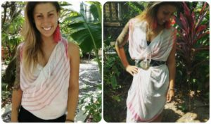 upcycled fashion projects