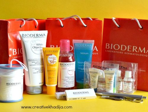 Bioderma Pakistan Bloggers Meetup At Tuscany Courtyard Islamabad
