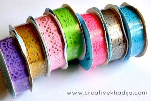 Products Review of Some Colorful Crafty Goodies