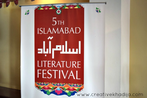 Islamabad Literature Festival 2017 Press Release by Creative Khadija Pakistani Art Blogger