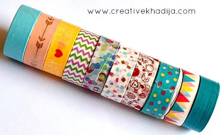 washi-tape-colorful-crafty-goodies-product-review-by-pakistani-blogger-creative-khadija