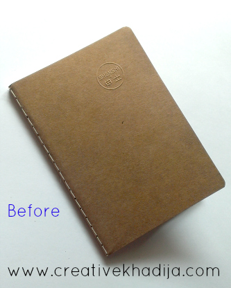how-to-design-pocket-size-diary-cover-page-paper-crafts-easy-tutorials-creative-khadija