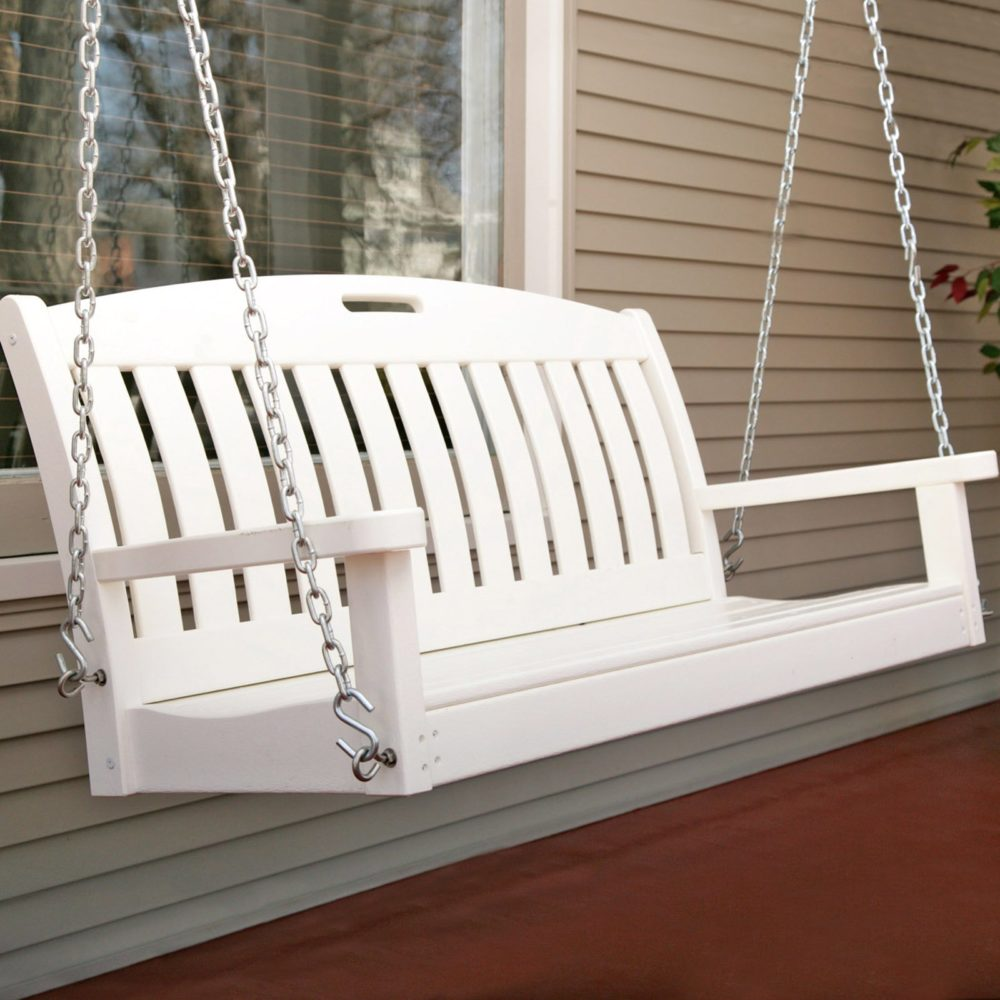 Spruce Up Your Afternoons with a Picturesque Porch Swing