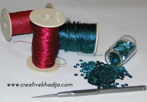 hand embroidery zardozi