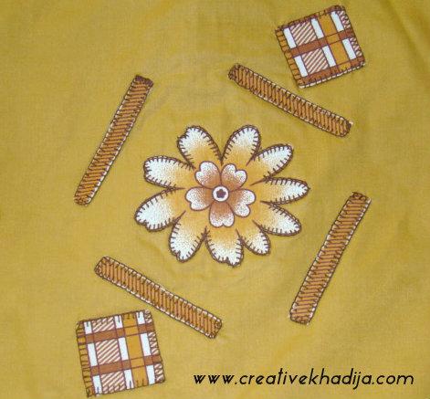 applique patchwork pillow cushions designing