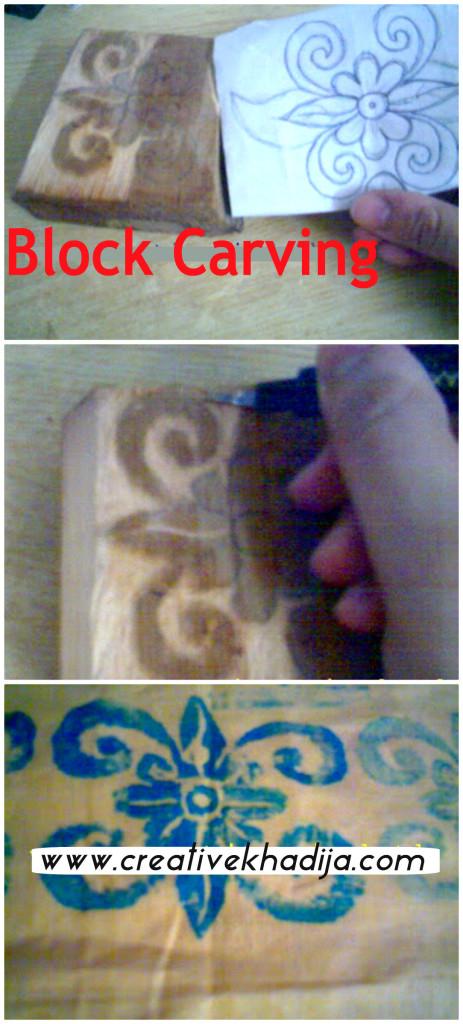 Block Printing & Carving