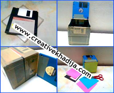 floppy box container organizer ideas