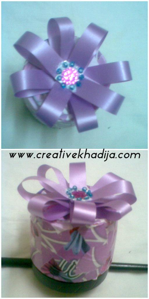 decoupaged jewelry box making