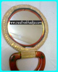 broken mirror reuse idea