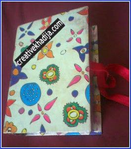 gift box decoupage designing