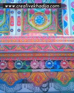 truck art pakistan