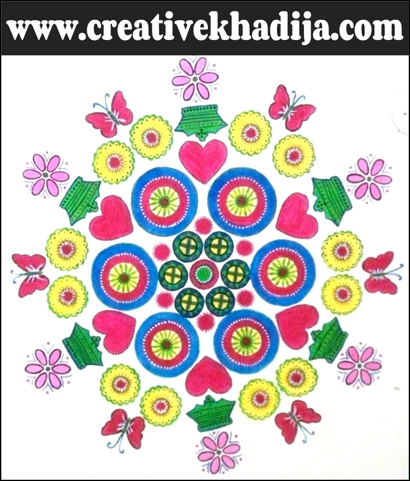 Creativekhadija watermark